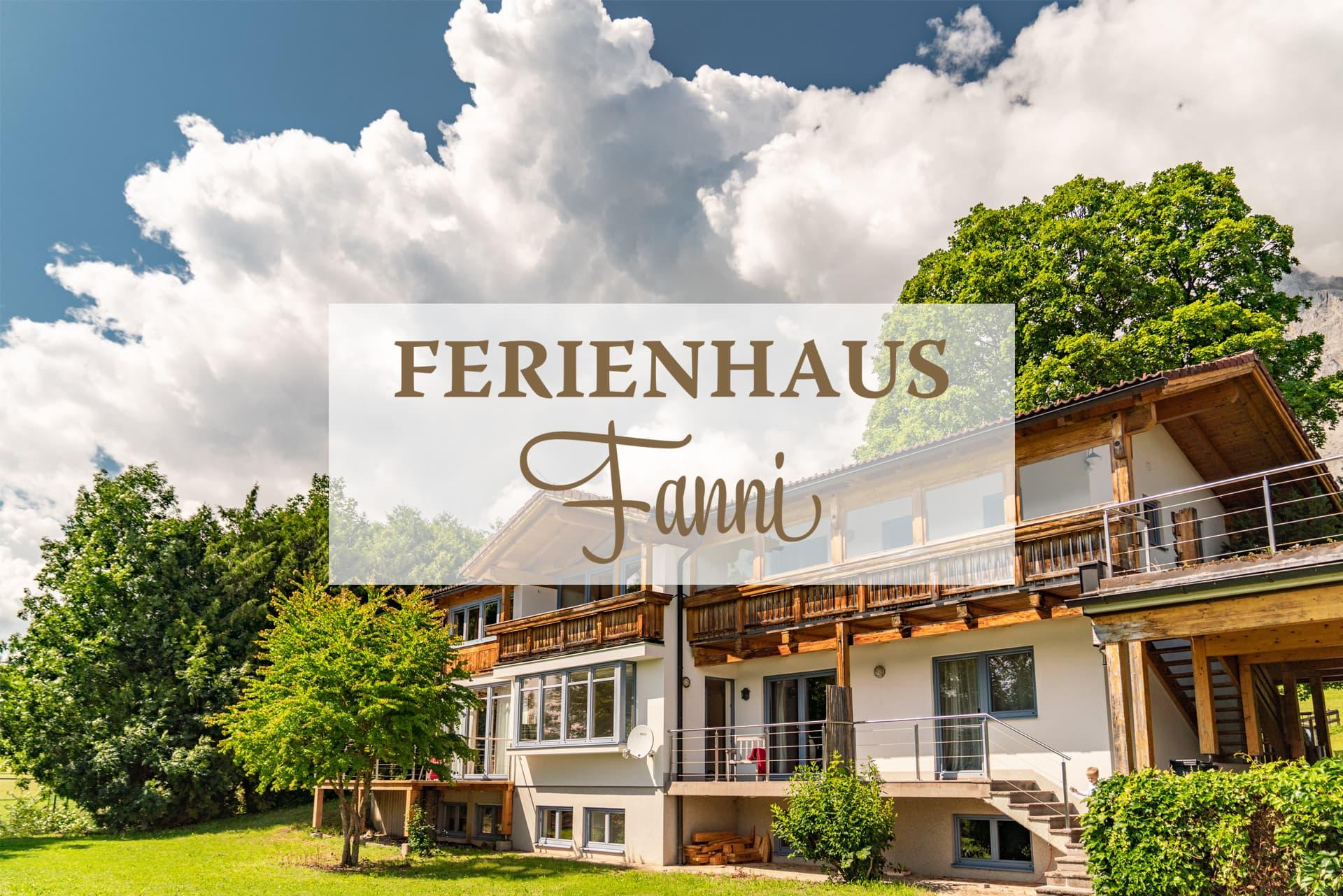 Ferienhaus Fanni in Ramsau am Dachstein